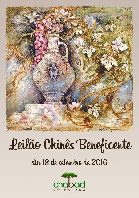 Leilão Chines Beneficente
